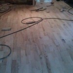 Cabin Grade Red Oak Flooring