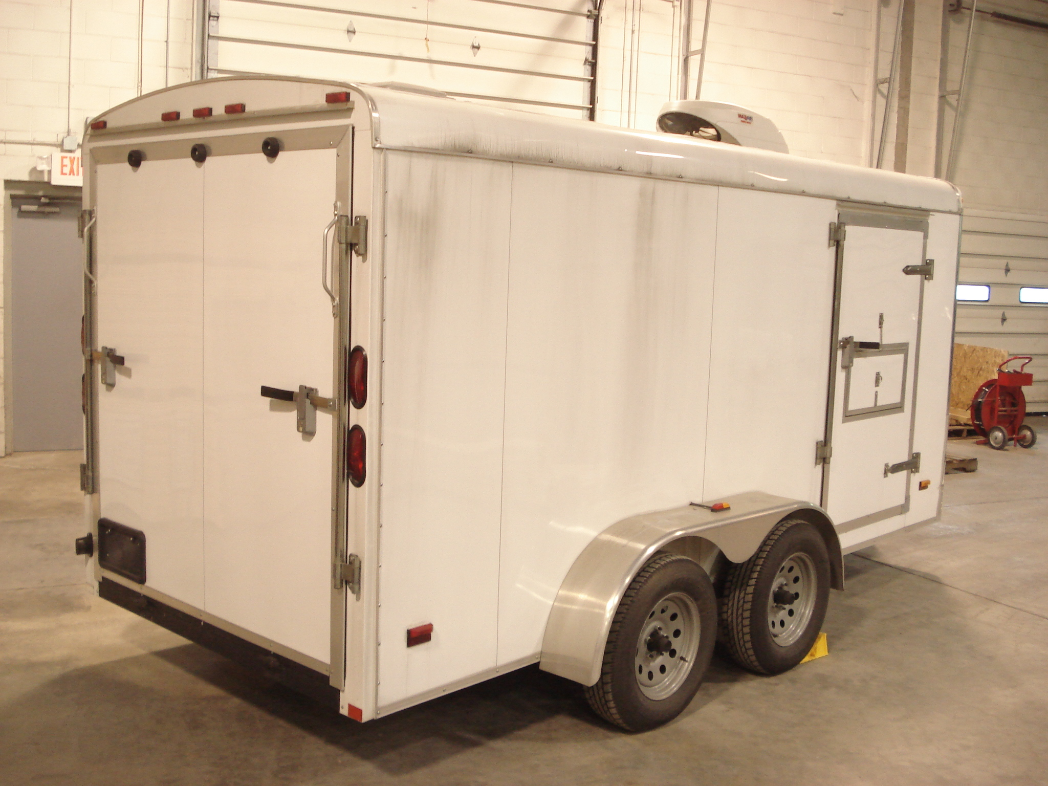 Used Bona Atomic Dcs Trailer System For Sale Sold