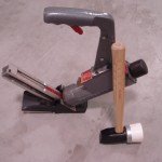 Barely Used Powernail 445 Flooring Stapler For Sale