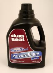 Dura Seal Water Based Polyurethane Hardwood Floor Finish