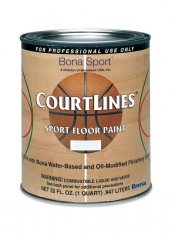 Bona CourtLines Sport Floor Paint