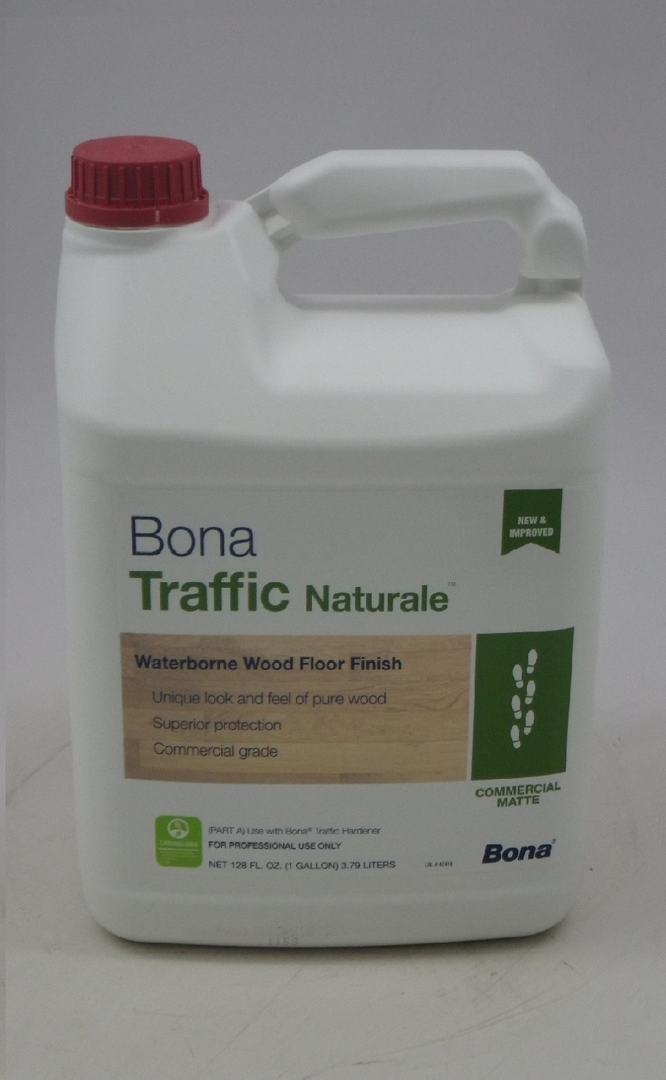 Bona Naturale Two Component Water Based Wood Floor Finish