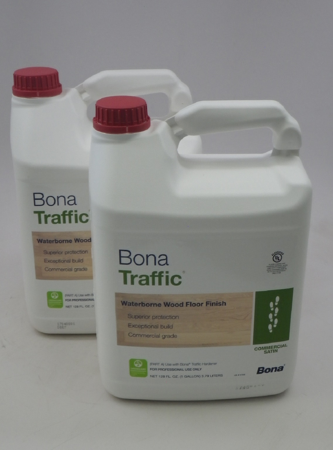 Bona Traffic Two Component Water Based Wood Floor Finish