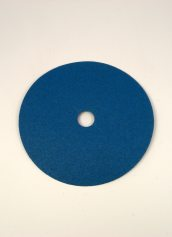 Norton Abrasives BlueFire Bolt-On Edger Discs 7 Inch x 7/8 Inch Hole