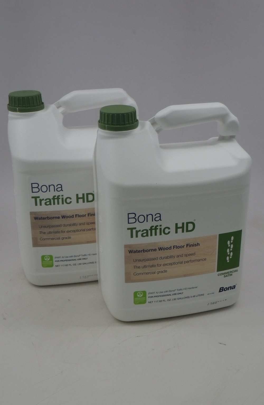 Bona Traffic HD Two Component Waterborne Wood Floor Finish
