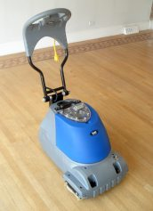 Basic Coatings Floor Scrubbers