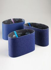 Norton Abrasives BlueFire Floor Sander Belts 9 7/8 Inch x 29 1/2 Inch