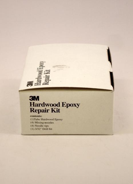 3m hardwood floor epoxy adhesive repair kit each chicago for Hardwood floor repair