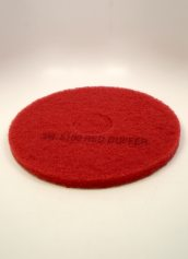 3m 5100 Red Buffer Pad 16 Inch Each Chicago Hardwood