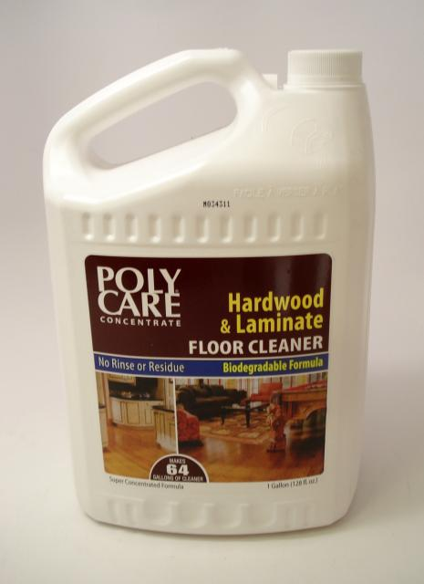 Absolute coatings polycare hardwood floor cleaner for Hardwood floor cleaner