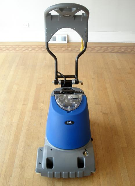 Hardwood floor scrubber flooring ideas home for Floor cleaning machine