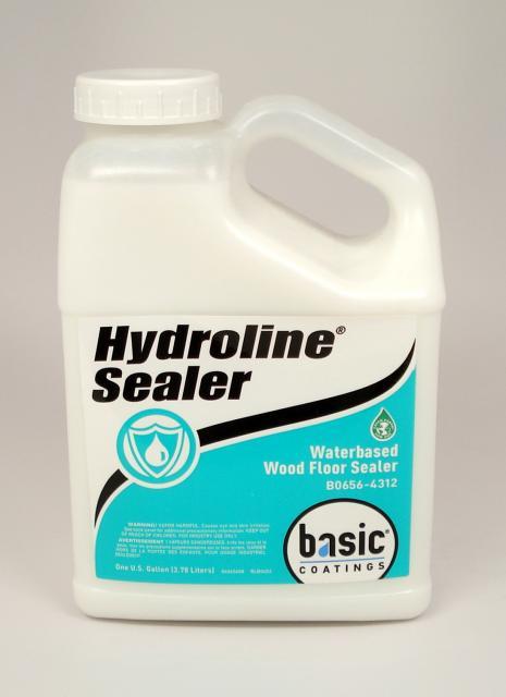 Basic Coatings Hydroline Wood Floor Sealer Gallon