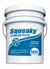 Squeaky Hardwood Floor Cleaner 5 Gallon Concentrate