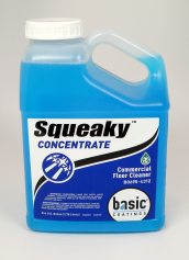 Squeaky Hardwood Floor Cleaner Gallon Concentrate