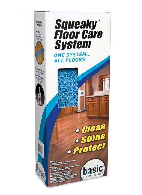 Floor Care Products Including Hardwood Floor Cleaner