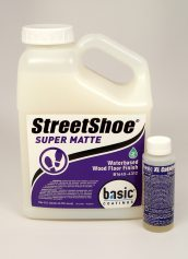 Basic Coatings Street Shoe Super Matte
