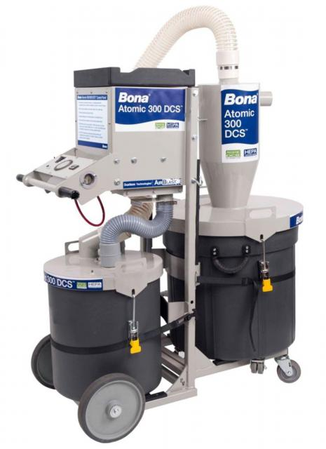 Bona Atomic 300 Dust Containment Vacuum Each Chicago