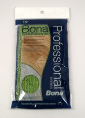 Bona Pro Series 15 Inch Microfiber Cleaning Pad