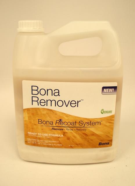 Bona Remover Gallon Chicago Hardwood Flooring