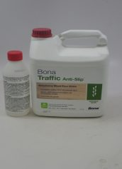 Bona Traffic Waterborne Wood Floor Finish Anti-Slip Satin