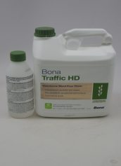 Bona Traffic HD Waterborne Wood Floor Finish High Durability Commercial Extra Matte