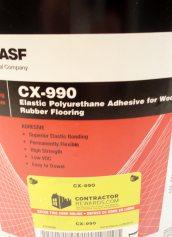 Basf Chemrex Cx 990 Polyurethane Wood Flooring Adhesive 5