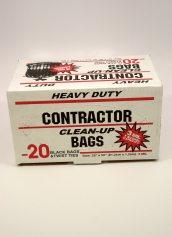 Chicago Hardwood Heavy Duty Contractor Bags