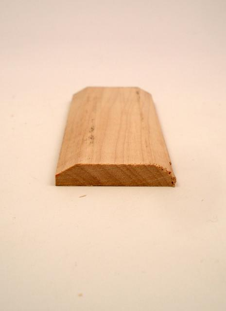 Chicago hardwood unfinished maple mini threshold 5 16 x 1 for Mineral wool pipe insulation weight per foot