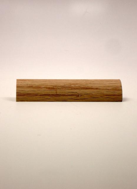 Chicago hardwood unfinished red oak quarter round 3 4 x 3 for Hardwood floors quarter round