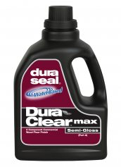 Dura Seal DuraClear Max Semi Gloss Two Component Water Based Commercial Wood Floor Finish