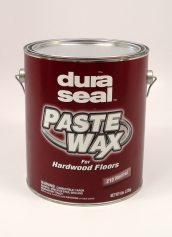 Dura Seal Paste Wax For Wood Flooring Neutral 6 Pound
