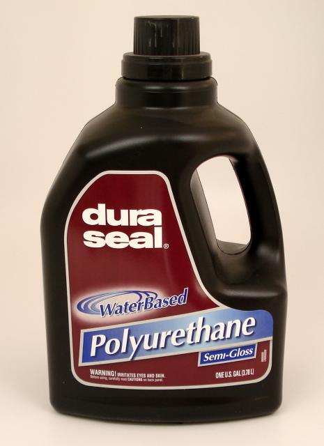 Dura Seal Water Based Polyurethane Semi Gloss Hardwood