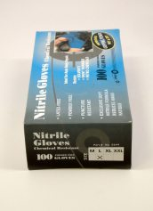 Eppco Nitrile Chemical Resistant Gloves Large
