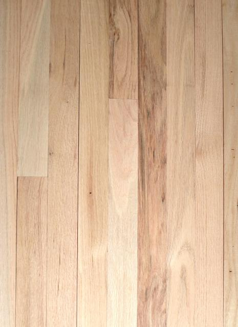 Henry county hardwoods unfinished solid red oak hardwood for Unfinished wood flooring