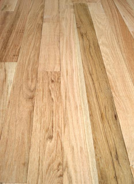 Henry county hardwoods unfinished solid red oak hardwood for What is unfinished hardwood flooring