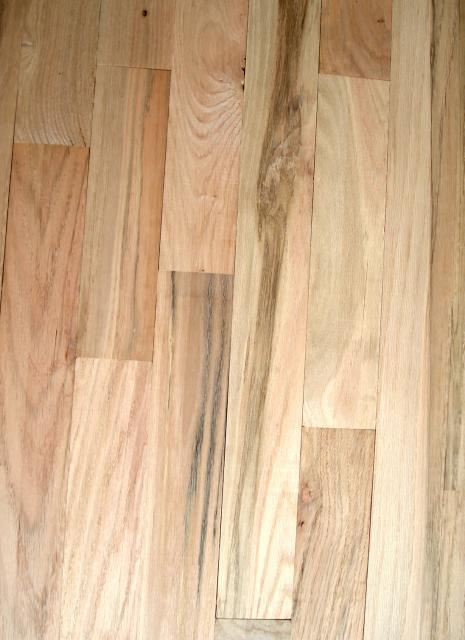 Henry County Hardwoods Unfinished Solid Red Oak Hardwood
