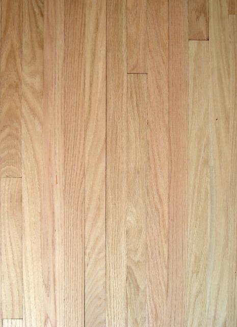 Henry county hardwoods unfinished solid red oak hardwood for Red oak flooring