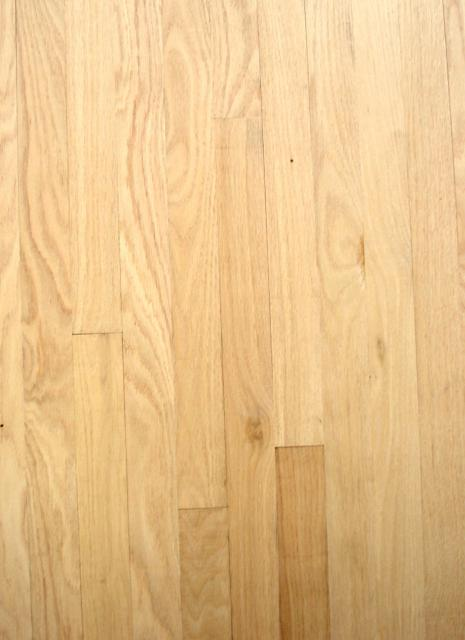 Henry county hardwoods unfinished solid red oak hardwood for Unfinished hardwood flooring