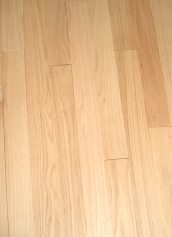 Henry County Hardwoods Unfinished Solid Red Oak Hardwood Flooring Select 3/4 Inch Thick x 3 1/4 Inch Wide