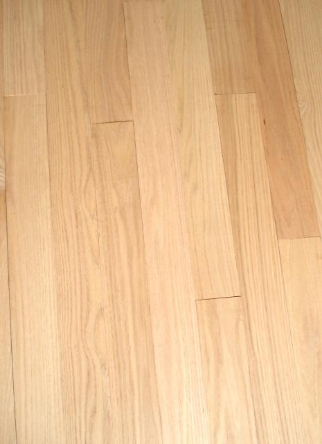 Henry county hardwoods unfinished solid red oak hardwood for Hardwood floors unfinished