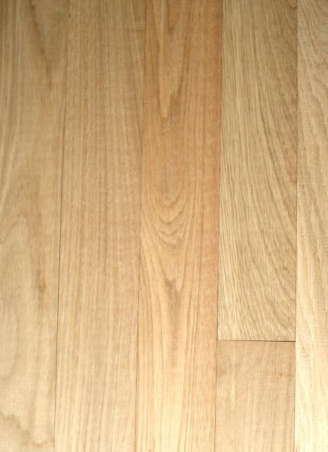 Henry county hardwoods unfinished solid white oak hardwood for Unfinished wood flooring