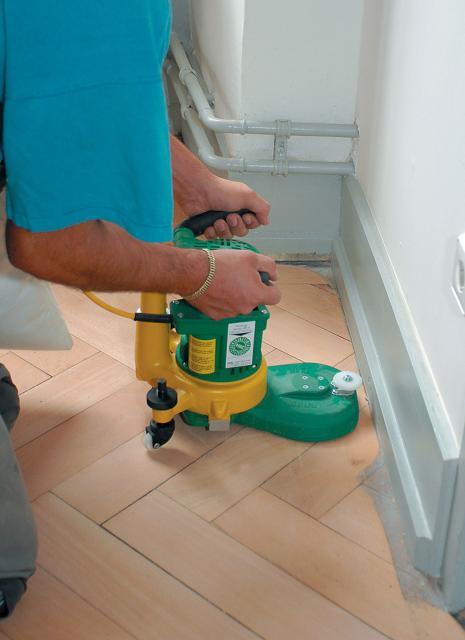 ... Edger Edge and Corner Sanding Machine Each | Chicago Hardwood Flooring