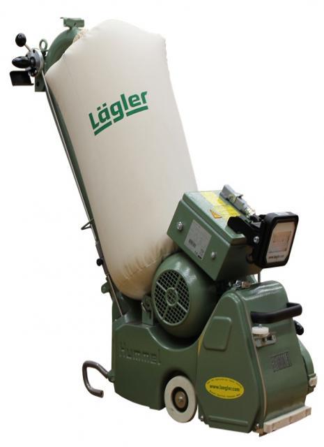 Lagler Hummel Belt Sander 8 Inch - Lagler Floor Sanders