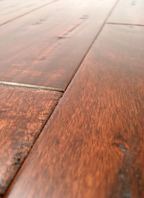 Lw Mountain Hardwood Floors Acacia Black Walnut One Strip