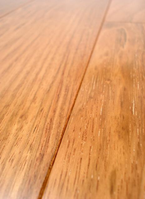 ... Cherry One Strip Exotic Engineered Hardwood Flooring 125 mm Wide