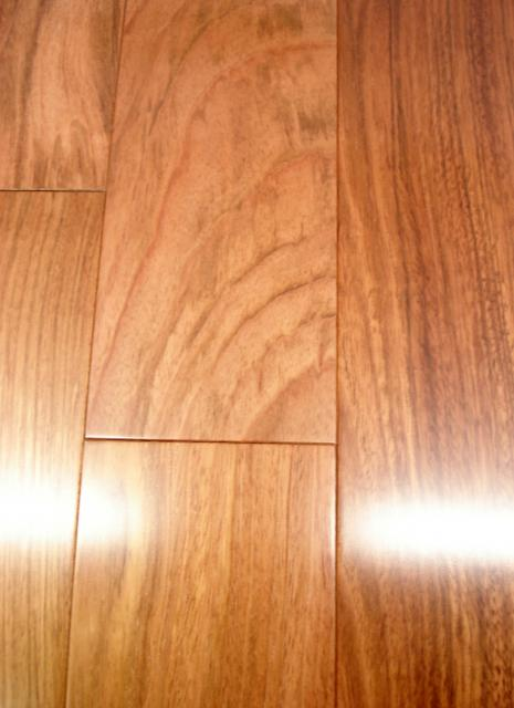 Lw Mountain Hardwood Floors Brazilian Cherry One Strip