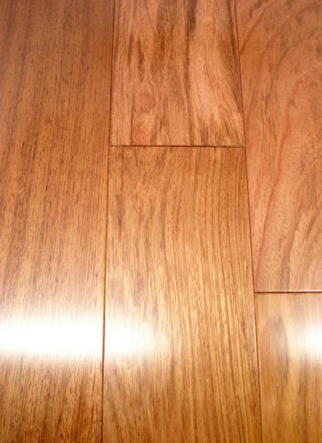Lw Mountain Hardwood Floors Brazilian Cherry One Strip