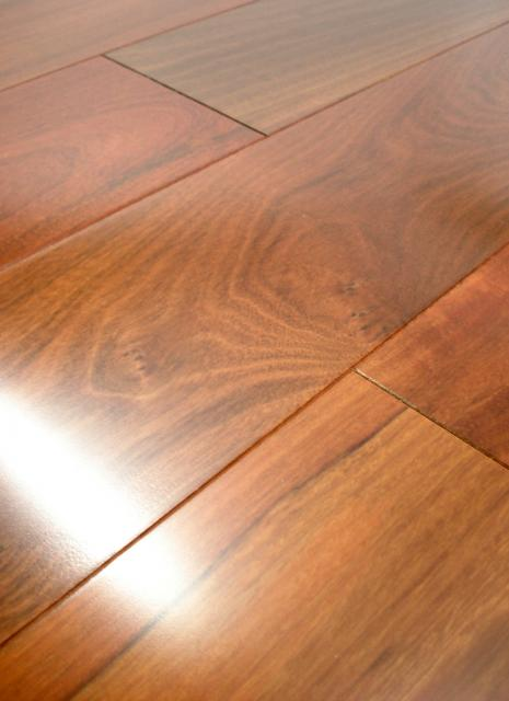 Lw mountain hardwood floors brazilian walnut one strip for Walnut hardwood flooring