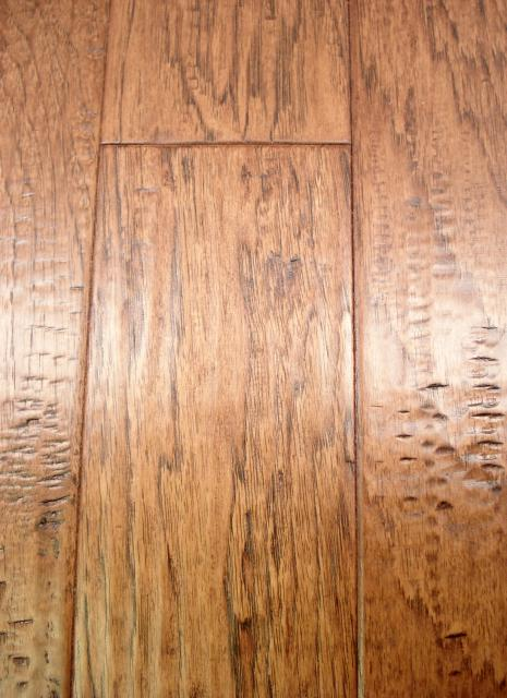 Lw Mountain Hardwood Floors Hickory Autumn Brown Stain One