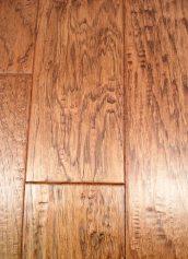 Lw Mountain Hardwood Floors Hickory Autumn Brown Stain One